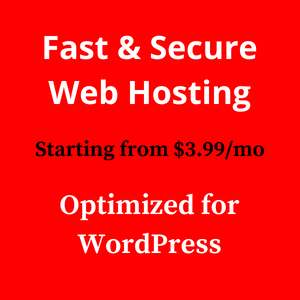 Fast & Secure Web Hosting Canada